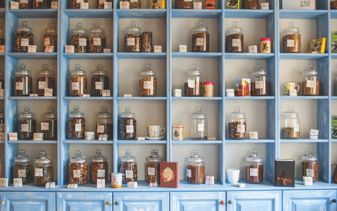 Herbal medicine shells